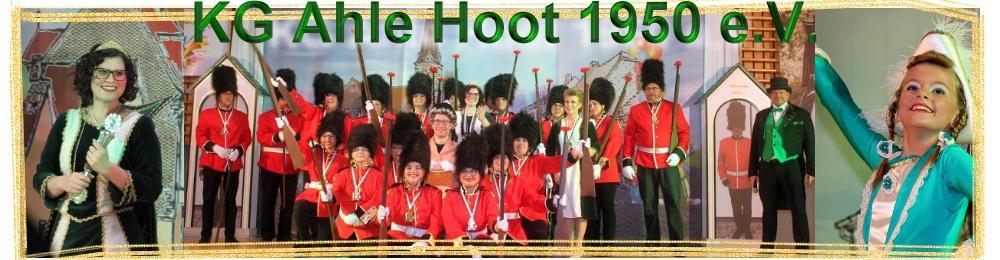 KG Ahle Hoot 1950 e.V.